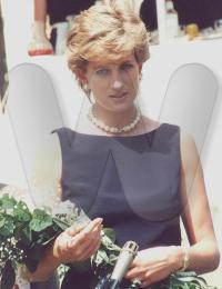 The Princess of Wales at The Leonardo Prize, 1995