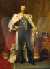 King George V, Coronation portrait by Sir Luke Fildes, 1911